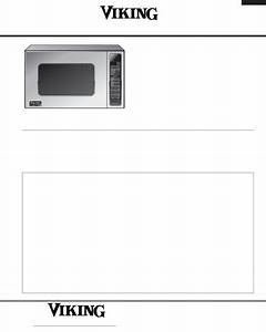 Viking Microwave Oven Vmoc205ss User Guide