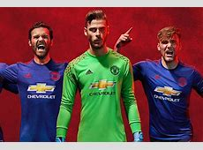 NEW! Manchester United Launch 201617 Away Kit!
