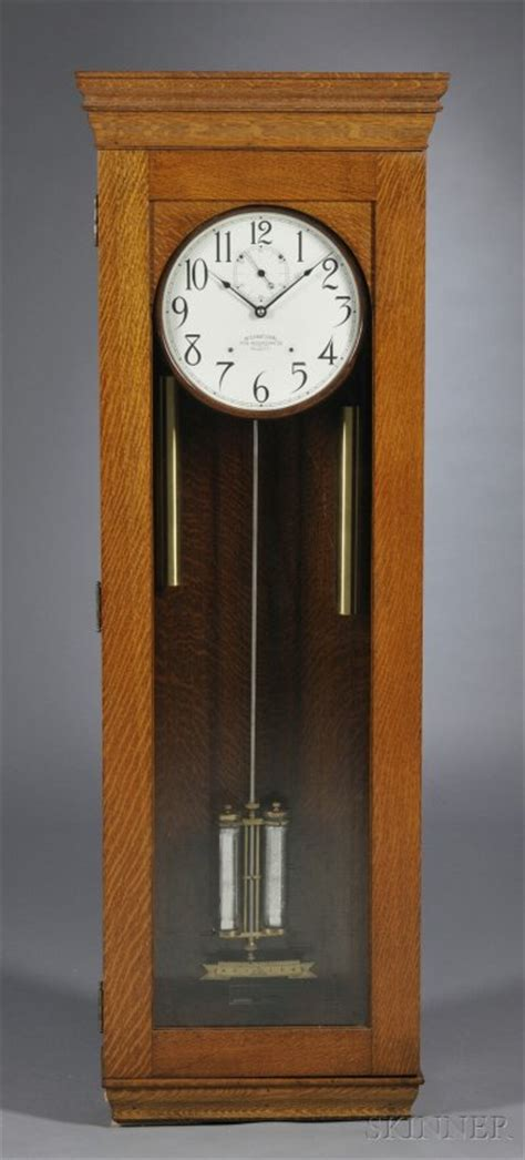 International Time Recording Company Master Clock Price Guide