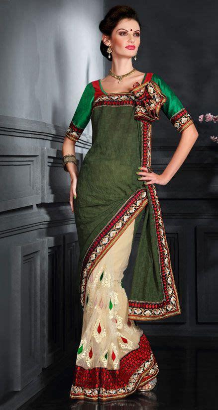 saree drape 17 best images about saree on blouse designs