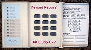 Dl Das Keypad Repairs In Melbourne Sydney Brisbane