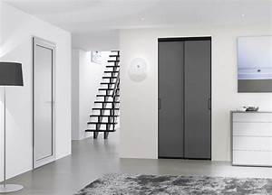 Prix Placard Sur Mesure : fabrication porte coulissante placard evtod ~ Premium-room.com Idées de Décoration