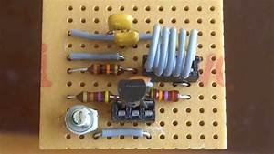 About Radio     Part 39 One Transistor Fm Transmitter
