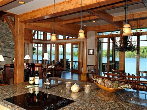 Lake House Open Floor Plans Luxury Lake House Plans