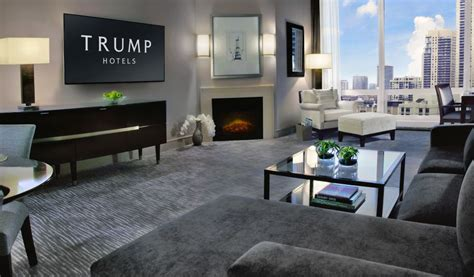 hotel suites  chicago trump chicago suites chicago