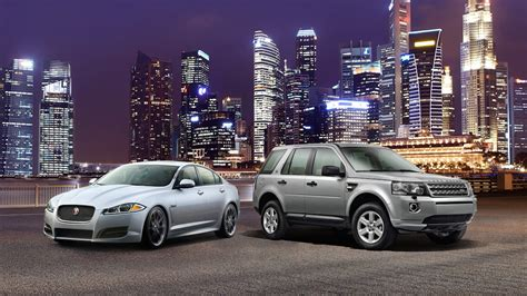 jaguar land rover presents selected models  special