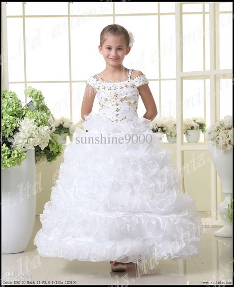 Little girls dresses for wedding - All women dresses