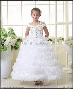 wedding dresses for little girl all women dresses With little girls dresses for wedding