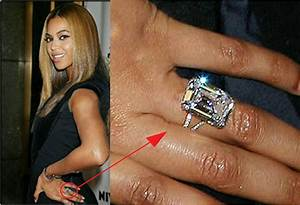 top 10 celebrity engagement rings With beyonce wedding ring