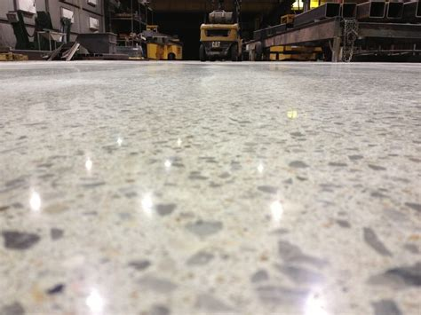 cost  polished concrete  square foot