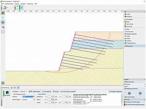 Statik Berechnen Lassen : nagelwand geotechnische software geo5 fine ~ Themetempest.com Abrechnung