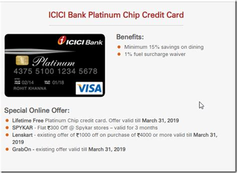 Other than allowing you to apply for credit card online, icici bank enables you to know how far you application has been processed through its dedicated online portal. Which is the best value Credit card? - Quora