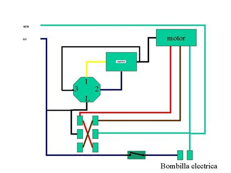 187 switch de cadena ventilador
