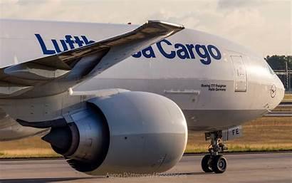 777 Boeing Lufthansa Cargo 777f Frankfurt