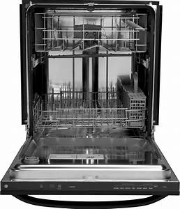 Ge Gldt690dww Fully Integrated Dishwasher With 12 Place Settings  7 Cycles  Self
