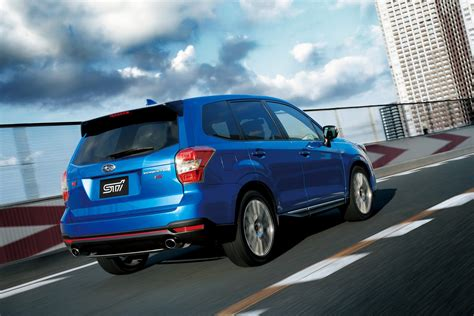 subaru japanese this isn 39 t the 2015 subaru forester sti just a japan only