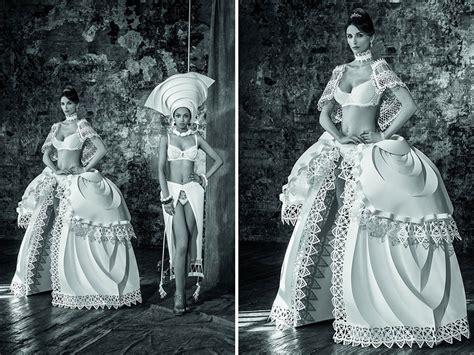 robe de chambre été les robes de mariée délicates en papier de asya kozina