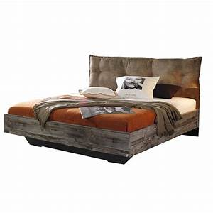 Bett Mit Nachttisch : rauch select timberstyle wrkungsvolle bett kopfteil in ~ Watch28wear.com Haus und Dekorationen