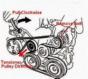 Corolla Diy  Diy Corolla 1zz Belt Tensioner Replacement