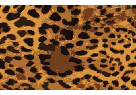 Animal Skin Wallpaper - free leopard skin vector