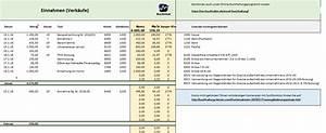 Excel Umsatzsteuer Berechnen : einnahmen berschussrechnung freiberufler formular freeware excel ~ Themetempest.com Abrechnung