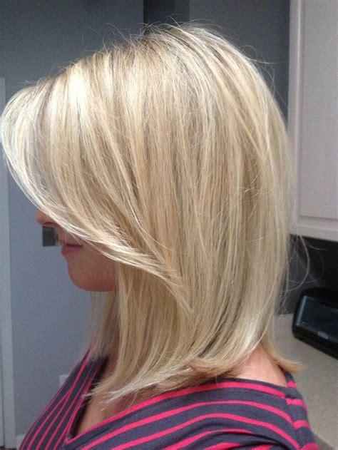 blonde lob  ashley  bukes salon blonde addiction