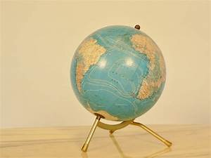 Globe Terrestre Sur Pied : globe terrestre ancien ~ Teatrodelosmanantiales.com Idées de Décoration