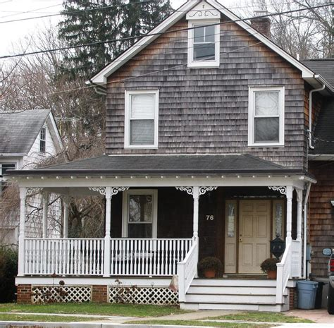 Porch Handrails by Porch Railing Height Building Code Vs Curb Appeal
