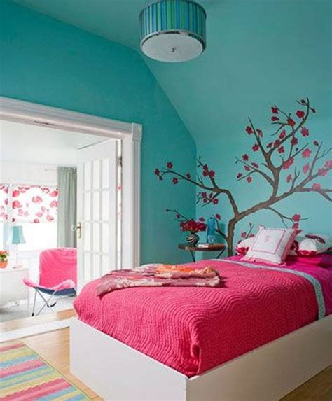 Blue Green Bedroom Colors  Fresh Bedrooms Decor Ideas
