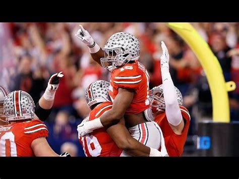 today marks 59 days until kickoff let us remember ohio state defeating favored wisconsin 59 0