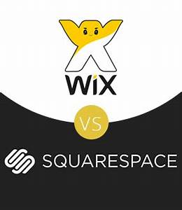 Squarespace Template Comparison Chart Wix Vs Squarespace 4 Things To Know Before You Start Chart