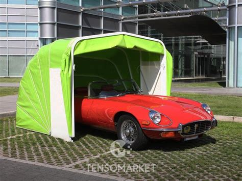 Box Auto Modulare by Box Auto A Chiocciola Tenda Garage E Tunnel Mobili