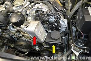Mercedes-benz W204 Oil Cooler And Seal Replacement