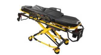 emergency cots power pro xt stryker