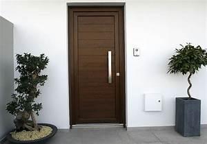 avantages et inconvenients des materiaux de porte pvc With porte d entrée alu avec parquet pvc clipsable salle de bain