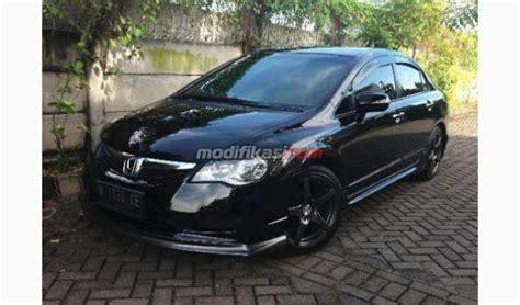 Civic Modif by 2010 Honda Civic Fd Modif Harian