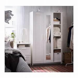 Ikea Kleiderschrank 3 Türig : brimnes kleiderschrank 3 t rig wei in 2019 newhome kleiderschrank ikea kleiderschrank und ~ Orissabook.com Haus und Dekorationen