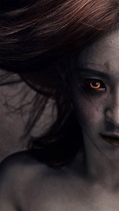 Eyes Demon Demonic Dead Through Last Dark