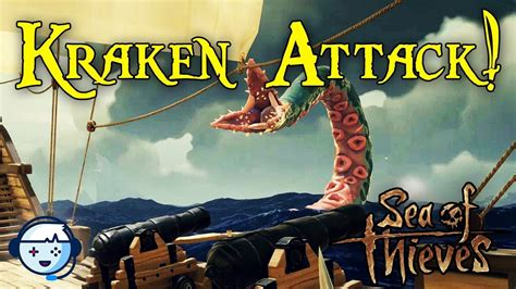 killing the kraken becoming a pirate legend sea of thieves pc and xbox ep01