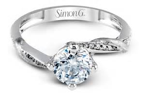 simon g engagement ring simon g twisted vine engagement ring tr427 arden jewelers
