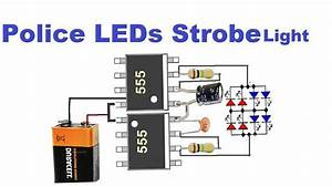 Strobe Light Wiring Kit