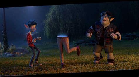 onward review  pixars blend  fantasy  father