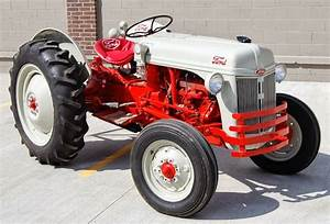 Ford 8n Tractor Specs Price List Key Features And Review