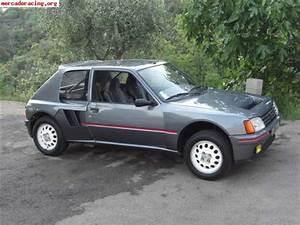205 Turbo 16 Série 200 A Vendre : 205 turbo 16 street version serie 200 ~ Medecine-chirurgie-esthetiques.com Avis de Voitures