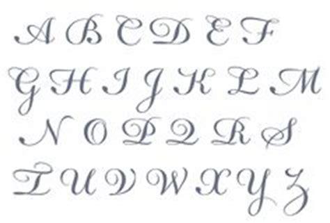 corsivo inglese cerca con lettering tatuaggi lettere alfabeto tatuaggi scritte iniziali 72719