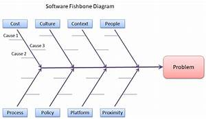 The Fishbone Diagram