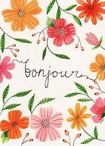 les 20 meilleures idees de la categorie bonjour sur With affiche chambre bébé avec bouquet de fleurs Á télécharger gratuitement