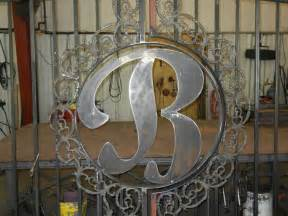 190 best images about letter b on pinterest initials With iron gate letters