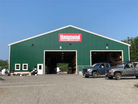 hammond lumber company ellsworth kohltech windows doors canada