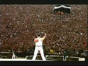 The Story Of Queen At Live Aid - YouTube